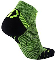 Uyn Super Run Fast - Laufsocken - Herren, Yellow/Black