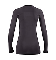 Uyn Lady Energyon UW LS - maglietta tecnica - donna, Black