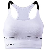 Uyn Motyion Uw Medium Support - reggiseno sportivo a medio supporto - donna, White
