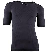 Uyn Motyon 2.0 - maglietta tecnica - uomo, Black