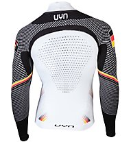 Uyn Natyon Germany Shirt Turtle Neck - Funktionsshirt Langarm - Herren, White
