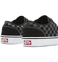 Vans Atwood Checker Dot - Sneakers - Herren, Black/White