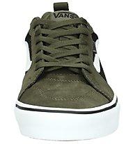 Vans MN Filmore Suede/Canvas - sneakers - uomo, Green/Black