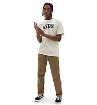 Vans MN Vans Classic - T-Shirt - Herren, White/Black