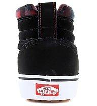 Vans MN Ward Hi MTE - Sneaker - Herren, Black