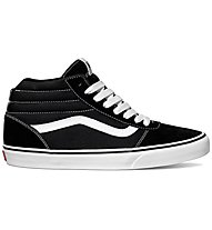 Vans MN Ward High - sneakers - uomo, Black/White