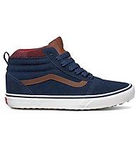 Vans MN Ward High MTE - Sneaker - Herren, Blue/Brown