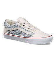 Vans UA Old Skool Lite Speckle - Sneaker - Herren, White