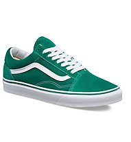 Vans UA Old Skool Suede Canvas - sneakers - uomo, Green