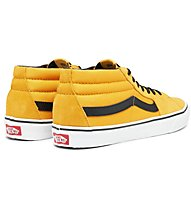 Vans UA Sk8-Mid Retrò - sneakers - uomo, Yellow/White