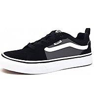 Vans YT Filmore - Sneaker - Kinder, Black/Grey
