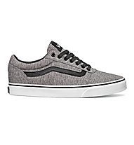Vans YT Ward Textile - sneakers - bambino, Grey/White