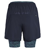 Vaude Altissimi Shorts - Radhose MTB - Damen, Blue