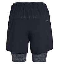 Vaude Altissimi Shorts - Radhose MTB - Damen, Blue/Grey