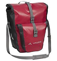 Vaude Aqua Back Plus - Hinterradtaschen Paar, Red