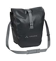 Vaude Aqua Front - Vorderradtaschen Paar, Black
