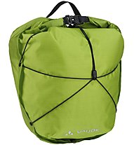 Vaude Aqua Front Light - borsa bici, Green