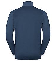 Vaude Back Bowl Fleece - giacca in pile - uomo, Blue