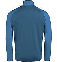 Vaude Back Bowl Fleece - giacca in pile - uomo, Light Blue