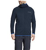 Vaude Back Bowl Fleece - giacca in pile - uomo, Blue/Dark Blue