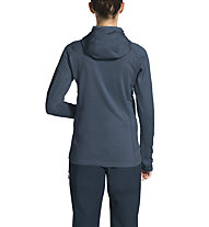 Vaude Back Bowl Fleece - giacca in pile - donna, Dark Blue