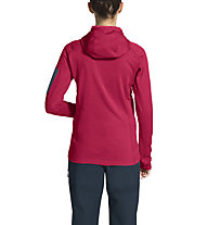 Vaude Back Bowl Fleece - giacca in pile - donna, Pink