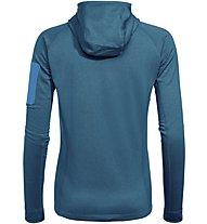 Vaude Back Bowl Fleece - giacca in pile - donna, Blue