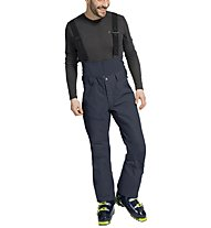 Vaude Back Bowl III - pantaloni sci alpinismo - uomo, Dark Blue