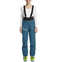 Vaude Back Bowl III - pantaloni sci alpinismo - donna, Blue