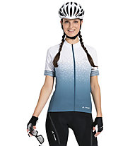 Vaude Bagana FZ Tricot - maglia bici - donna, Blue