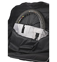 Vaude Big Bike Bag Fahrrad-Transporttasche, Black/Anthracite