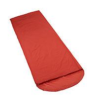 Vaude Biwak 1.2 - sacco bivacco, Red