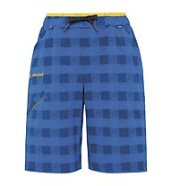 Vaude Fin Shorts Pantaloni corti trekking Bambini, Hydro Blue