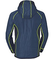 Vaude Boys Paul Performance jkt Jungen Skitourenjacke, Blue