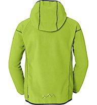 Vaude Boys Paul Fleece Jacket Jungen Fleecejacke, Green