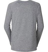 Vaude Boys Paul LS Shirt Jungen Langarm T-Shirt, Grey