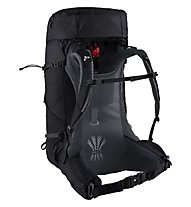 Vaude Brenta 44+6 - Trekkingrucksack, Black