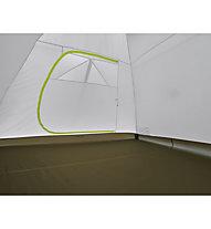 Vaude Campo Casa XT 5P - tenda campeggio, Green