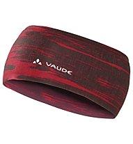 Vaude Cassons Headband Stirnband, Red