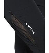 Vaude Croz - pantaloni trekking - donna, Black