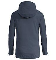 Vaude Croz 3L - giacca hardshell con cappuccio - donna, Dark Blue