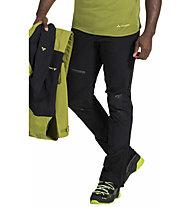 Vaude Croz II - pantaloni trekking - uomo, Black