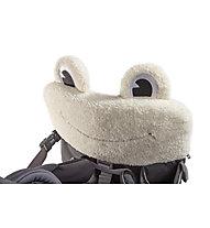 """Vaude Cushion """"Frog"""", White"""