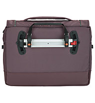 Vaude Cyclist Briefcase Fahrradtasche, Dark Red