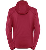 Vaude Durance Hooded Jacket Damen Softshelljacke mit Kapuze, Red
