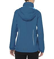 Vaude Escape Light - giacca hardshell - donna, Blue