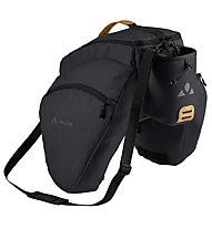 Vaude eSilkroad Plus - Gepäckträgertasche, Black