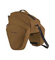 Vaude eSilkroad Plus - Gepäckträgertasche, Brown
