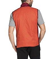 Vaude Freney Hybrid II - gilet - uomo, Red/Orange