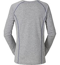 Vaude Girls Matilda LS Shirt Mädchen Langärmeliges T-Shirt, Grey